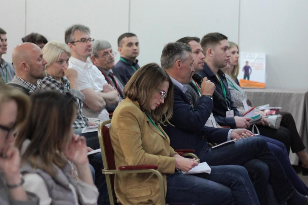 Х Всероссийский мебельный Саммит Большой прорыв 2018 Зал