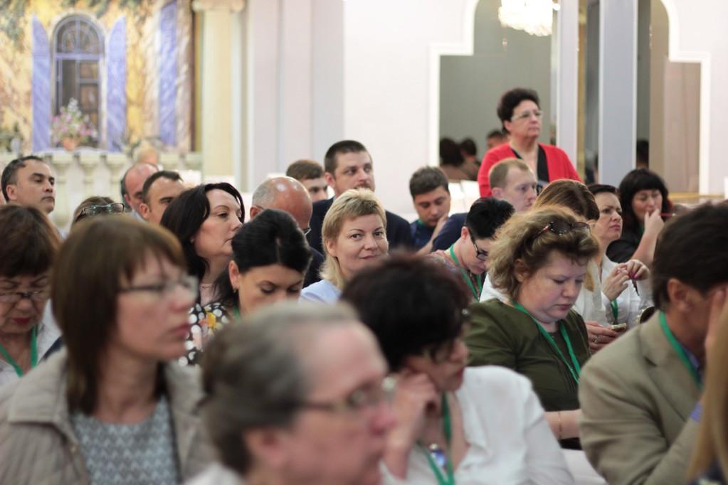 Х Всероссийский мебельный Саммит Большой прорыв 2018. Полный зал