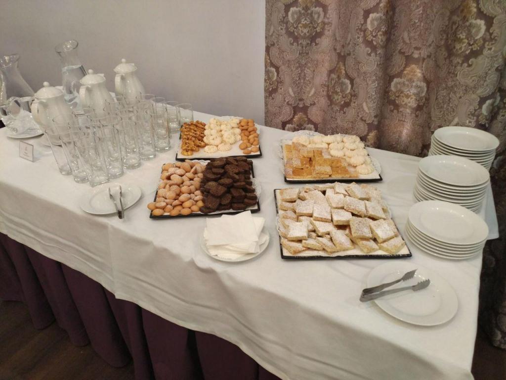 Мега-тренинг для продавцов и администраторов в Петербурге. Кофе
