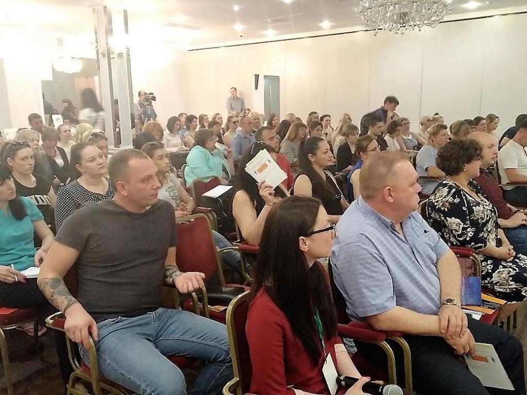 Конференция для продавцов мебели